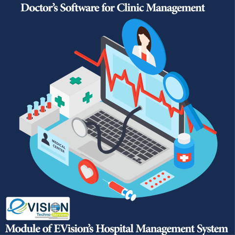 Doctors Software for Clinic Management