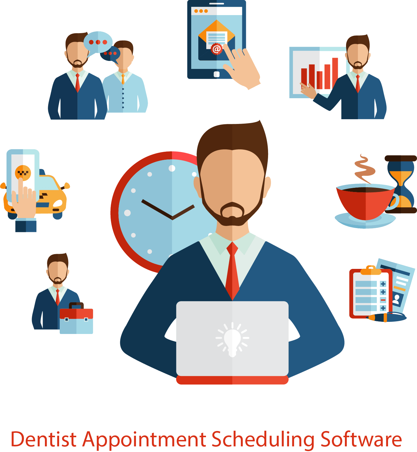 Dentist Appointment Scheduling Software