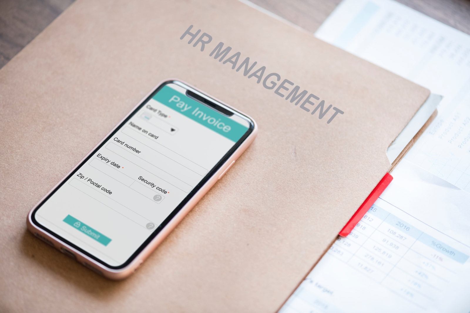 HR software in Pakistan